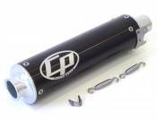 Protti / Casa Performance expansion chamber exhaust NOW WITH ALL NEW 100% CNC SILENCER!