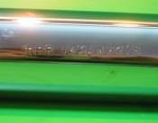 Exhaust 'coffee pot' silencer tailpipe  Lambretta 150D 150LD 1st. Vers.