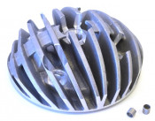 Casa Performance 'Radiale' finned cylinder head for TS1 + RB 225cc (CENTRAL sparkplug)