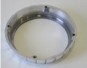 Chrome speed bezel retaining ring Lambretta TV175 S1