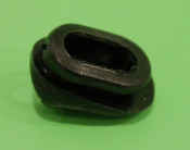 Outer cable protection rubber grommet for frame (large hole) Lambrettino 48