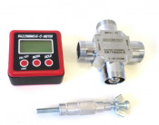 Buzzwangle digital degree ignition and port timing tool for all 2 & 4-stroke engines