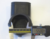 Casa MaxiFlow airhose for 28mm-35mm carburettors