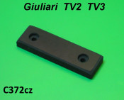 Giuliari rubber seat buffer for Lambretta TV175 S2 + S3