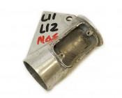 Genuine NOS Innocenti handlebar support Lambretta S1 + S2 - Throttle side