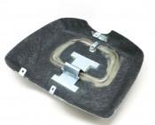 """Bicilindrico XL"" legshield toolbox for Lambretta GP / DL"
