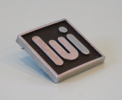 Legshield badge 'LUI'