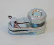Front brake cable clamp pinch-bolt for Lambretta Lui Vega Cometa