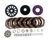 Casa Performance PowerMaster STD clutch  for Lambretta S1 + S2 + TV2 + S3 + TV3 + Special + SX + GP + Serveta