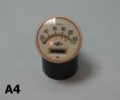 Contachilometri scala 120 Km/h Lambretta TV175 S1