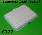 Toolbox cover Lambretta D125