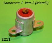 Marelli condensor (external) for Lambretta F (Vers.2)