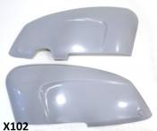 Lambretta Special fibreglass sidepanels