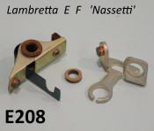 Nassetti points for Lambretta E F