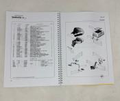 Spare parts catalogue Lambretta Model C125