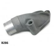Standard type 20mm inlet manifold for Lambretta Lui Vega Cometa 75cc models