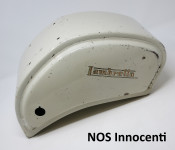 Original NOS Innocenti rear toolbox for Lambretta LD