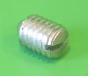 Grano per fissaggio anello cromato sotto manubrio