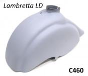 Metal front mudguard for Lambretta LD