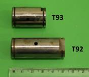 Long pin for the top torsion bar '8' linkage Lambretta D LD