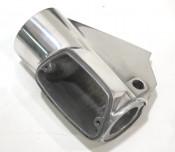 Handlebar light switch housing / front brake lever perch for Lambretta S3 + Serveta