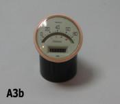 Contachilometri scala 80 Km/h per Lambretta S3 125