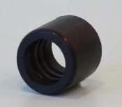 Rear brake pedal rubber return buffer for Lambretta A + B