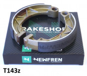 Pair of high quality brake shoes