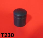 Centre stand rubber return buffer
