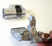 Handlebar master cylinder mounting for Casa Performance disc for Lambretta SX TV GT GP DL