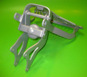 Rear seat frame Lambretta D125 + D150