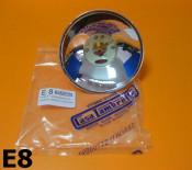 Headlamp reflector with bulb holder