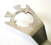 Special rim nut + hubs spanner Lambretta A + B + C + LC + D + LD