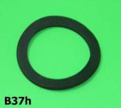 Air filter rubber gasket Lambretta S1 + S2 + TV2