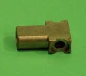 Control block for gear mechanism inside handlebars (NOS Innocenti)
