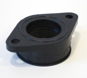 Rubber inlet manifold for Dell'Orto 30mm for Casa Performance SS kits