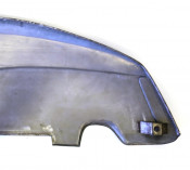 High quality sidepanel for Lambretta Special + TV3 + SX 150 + Serveta - Kickstart side.