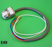 Headlamp & horn dip switch (white buttons)