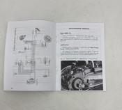 Owners manual Lambretta LI125 S2
