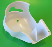 High quality metal head cowling for Lambretta GP DL models