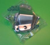 Handlebar clamp for mirror or windscreen Lambretta S1 S2 S3 GP DL Serveta
