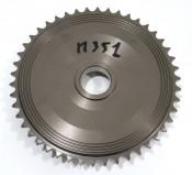 46T clutch bell sprocket crownwheel for Lambretta Lui Vega Cometa 75cc