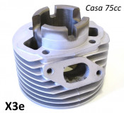 Casa75 replacement barrel ONLY for Lambretta Lui + J 50cc