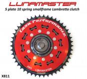 Casa Performance LunaMaster complete clutch Lambretta J + Lui + Vega + Cometa