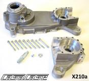 Casa Performance CasaCase engine casing ONLY for Lambretta S1 + S2 + TV2 + S3 + TV3 + Special + SX + DL + Serveta