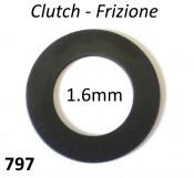 1.6mm Clutch shim Lambretta S1 + S2 + S3 + SX + DL / GP