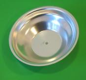 Aluminium flywheel dust-cover Lambretta LD + TV1