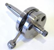 Race quality 60mm x 110mm crankshaft for CasaCase engine casing