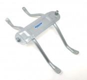 Original Vigano inside legsheild wheel carrier accessory for Lambretta S1 + S2