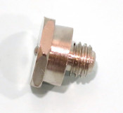 M8 thread 'Tecalemit' grease nipple (14mm spanner head) for Lambretta D + LD models